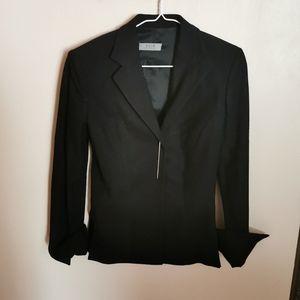 Exte collezione wool blazer size 40
